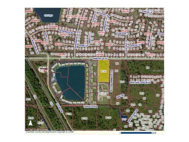 25335 Rampart Boulevard, Port Charlotte, FL 33983 (MLS #C7225013) :: The Duncan Duo Team