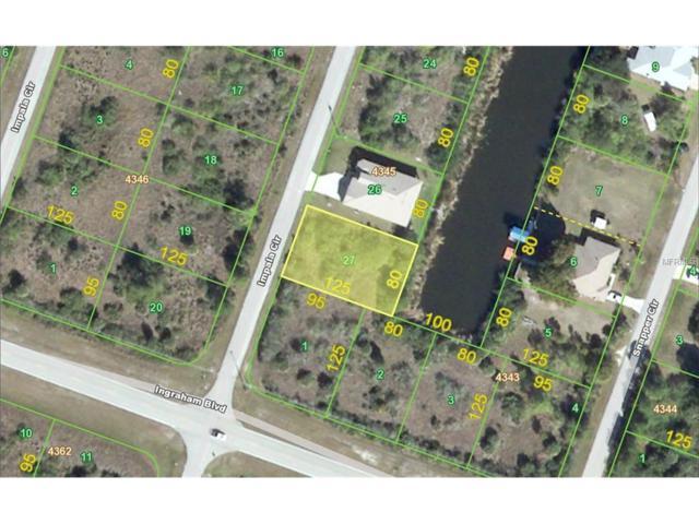 9306 Impala Circle, Port Charlotte, FL 33981 (MLS #C7226979) :: The BRC Group, LLC