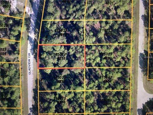 Gladview Circle, North Port, FL 34288 (MLS #C7227556) :: The Duncan Duo Team