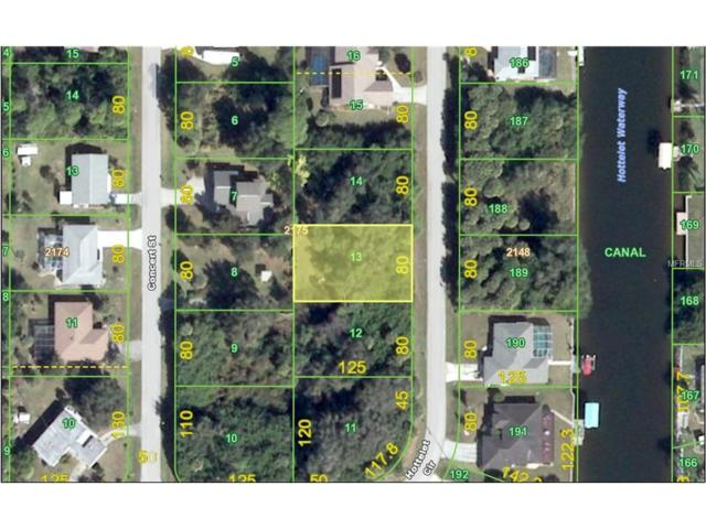 18466 Hottelet Circle, Port Charlotte, FL 33948 (MLS #C7227766) :: Griffin Group