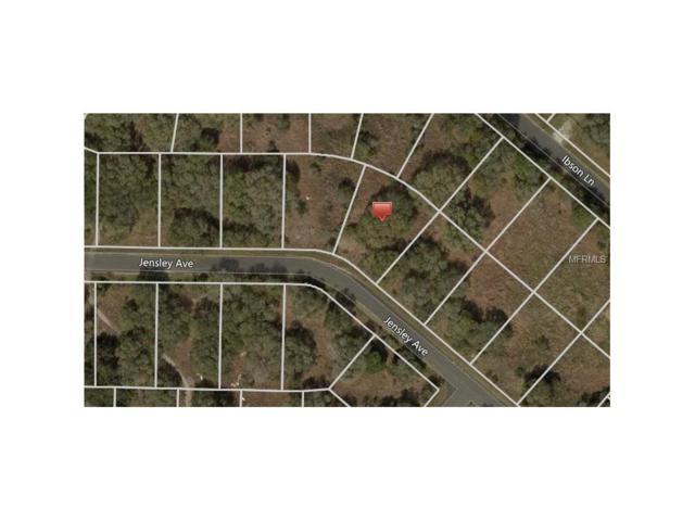 Jensley Avenue, North Port, FL 34286 (MLS #C7228258) :: The Duncan Duo Team
