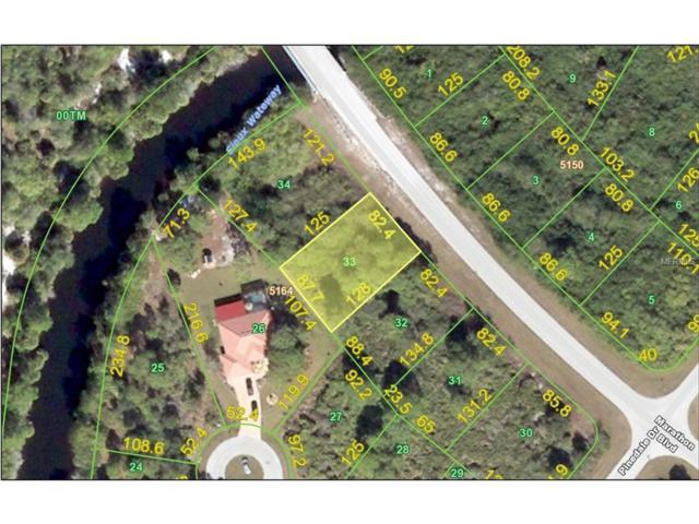 13101 Marathon Boulevard, Port Charlotte, FL 33981 (MLS #C7228992) :: The BRC Group, LLC
