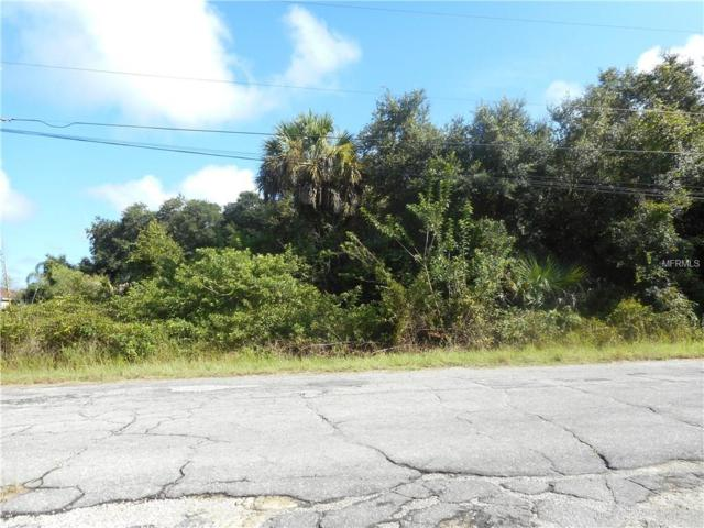 Skyway Avenue, North Port, FL 34288 (MLS #C7229074) :: Medway Realty