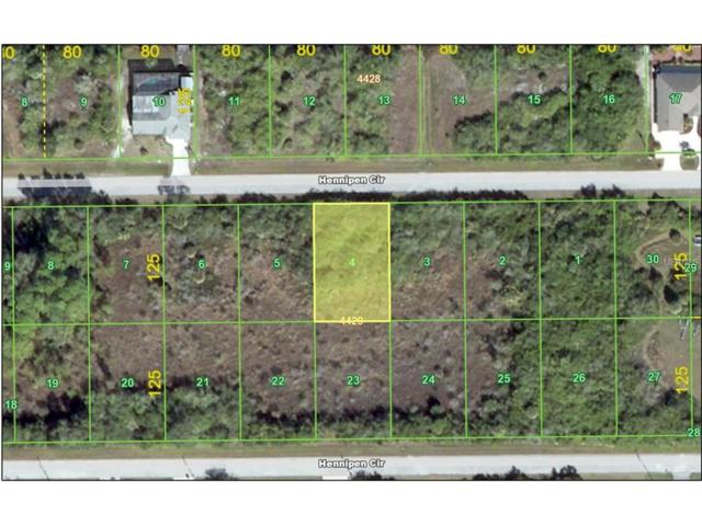 15777 Hennipen Circle, Port Charlotte, FL 33981 (MLS #C7229146) :: Team Pepka