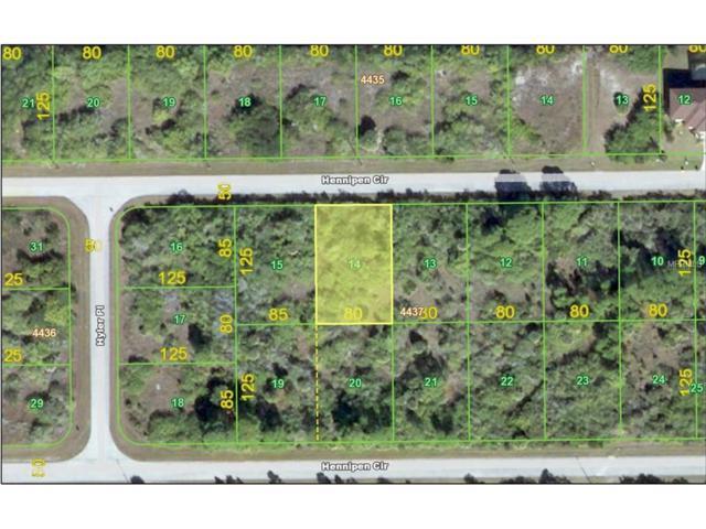15105 Hennipen Circle, Port Charlotte, FL 33981 (MLS #C7229149) :: Team Pepka