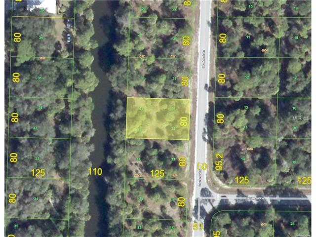 257 Overbrook Street, Port Charlotte, FL 33954 (MLS #C7229183) :: Griffin Group