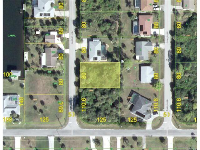 18191 Burkholder Circle, Port Charlotte, FL 33948 (MLS #C7229188) :: Griffin Group