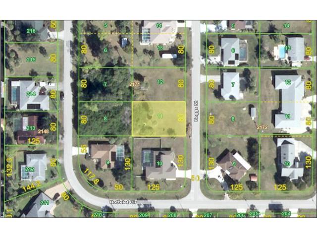 4395 Boggs Street, Port Charlotte, FL 33948 (MLS #C7229189) :: Griffin Group