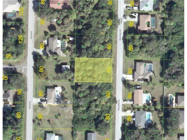 4063 Conestoga Street, Port Charlotte, FL 33948 (MLS #C7229190) :: Griffin Group