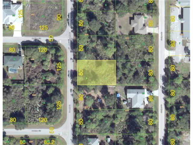4220 Joseph Street, Port Charlotte, FL 33948 (MLS #C7229191) :: Griffin Group