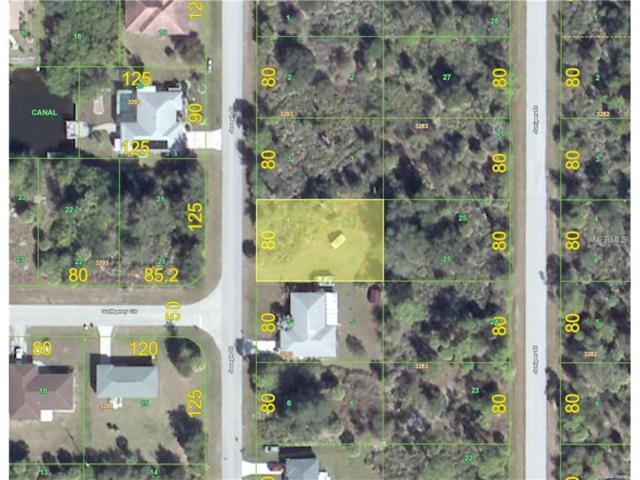 4058 Joseph Street, Port Charlotte, FL 33948 (MLS #C7229196) :: Medway Realty