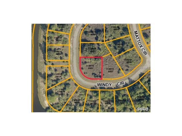 LOT 1 BLK 1986 Windy Circle, North Port, FL 34288 (MLS #C7229292) :: Delgado Home Team at Keller Williams