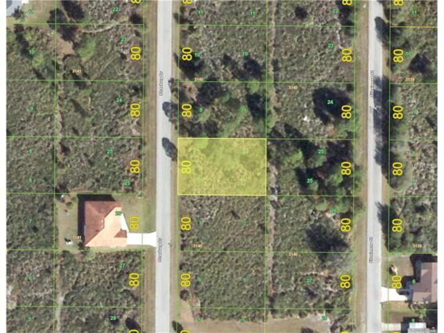 134 Strasburg Drive, Port Charlotte, FL 33954 (MLS #C7229936) :: Griffin Group
