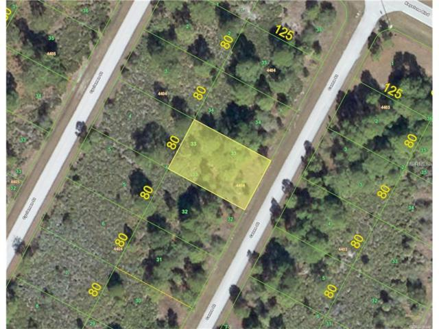 9235 Canna Street, Port Charlotte, FL 33981 (MLS #C7230302) :: Godwin Realty Group