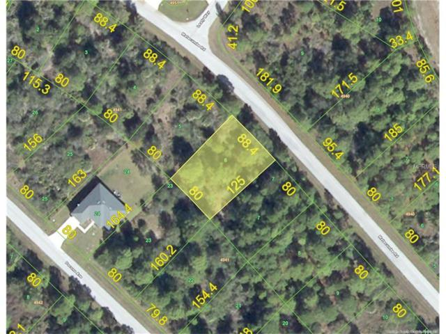 8309 Matecumbe Road, Port Charlotte, FL 33981 (MLS #C7230389) :: Premium Properties Real Estate Services