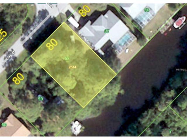 468 Cory St, Port Charlotte, FL 33953 (MLS #C7231672) :: Griffin Group