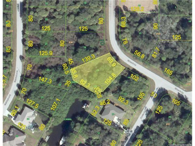 3155 Eldorado Lane, Port Charlotte, FL 33948 (MLS #C7233367) :: Premium Properties Real Estate Services