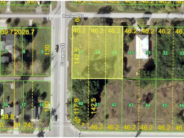 601 Burland Street, Punta Gorda, FL 33950 (MLS #C7234799) :: Godwin Realty Group