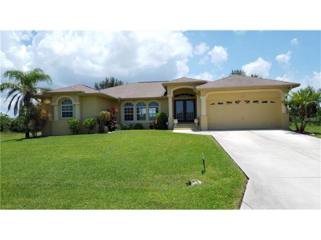 242 Tournament Road, Rotonda West, FL 33947 (MLS #C7235373) :: The BRC Group, LLC