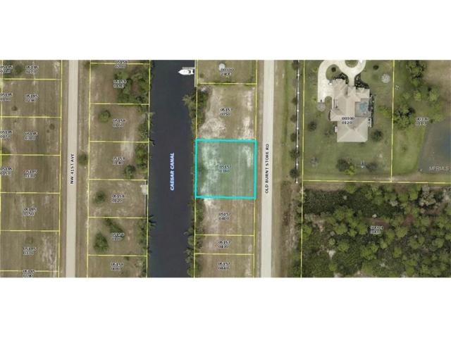 2818 Old Burnt Store Road N, Cape Coral, FL 33993 (MLS #C7235718) :: Griffin Group