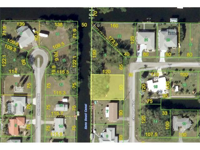 3013 Chapman Boulevard, Punta Gorda, FL 33950 (MLS #C7236430) :: Medway Realty