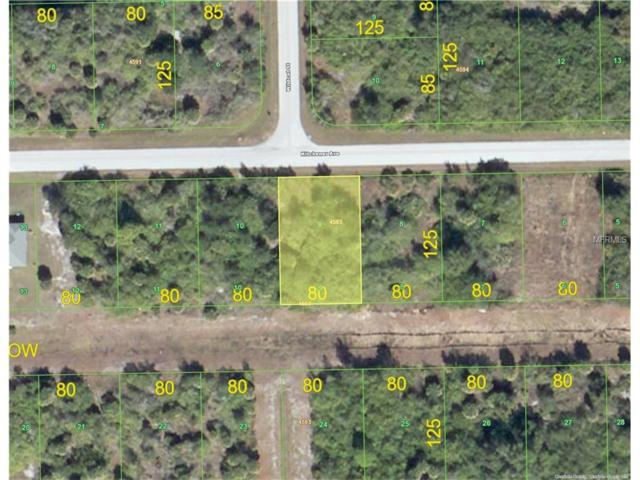 13273 Kitchener Avenue, Port Charlotte, FL 33981 (MLS #C7236986) :: Griffin Group