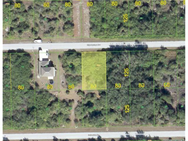 13273 High Springs Avenue, Port Charlotte, FL 33981 (MLS #C7236987) :: RE/MAX Realtec Group