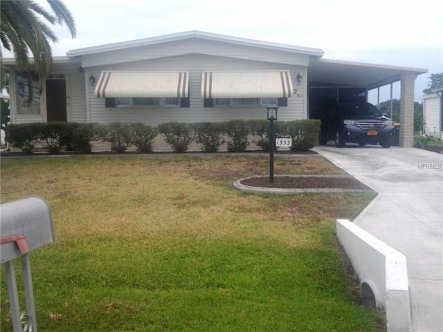 1353 Blue Heron Drive, Englewood, FL 34224 (MLS #C7238743) :: The BRC Group, LLC