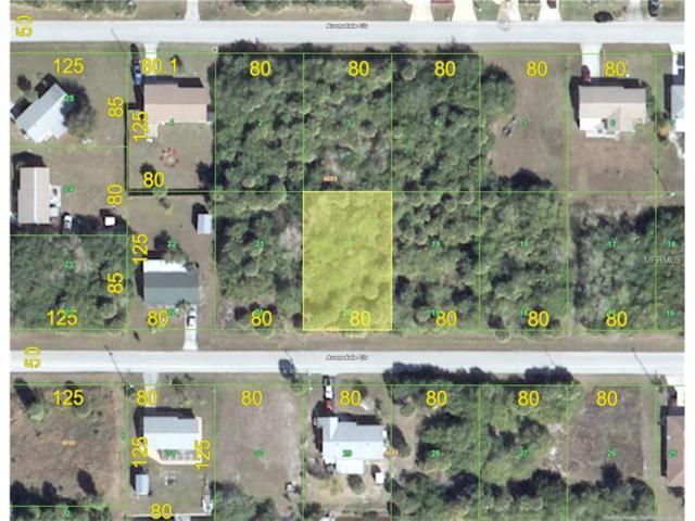 18219 Avonsdale Circle, Port Charlotte, FL 33948 (MLS #C7239592) :: The Lockhart Team