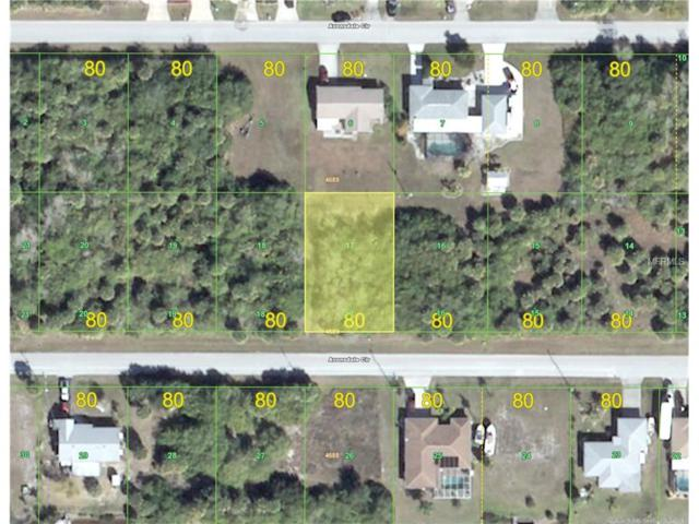 18195 Avonsdale Circle, Port Charlotte, FL 33948 (MLS #C7239593) :: The Lockhart Team