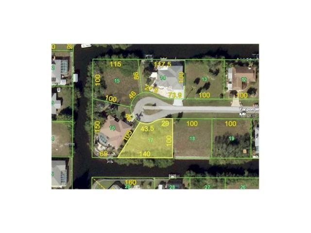 327 Tarpon Way, Punta Gorda, FL 33950 (MLS #C7240805) :: Medway Realty