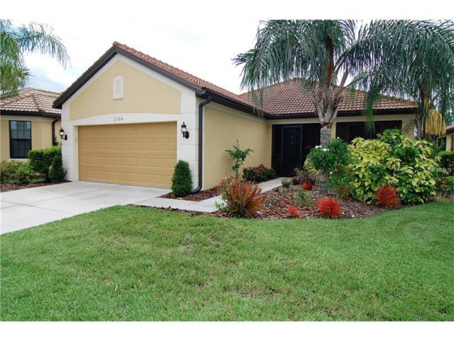 2594 Valerian Way, North Port, FL 34289 (MLS #C7240810) :: White Sands Realty Group