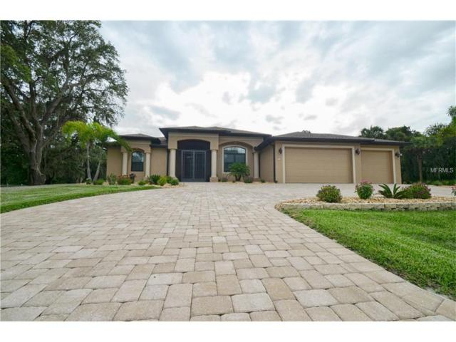 111 Tazewell Drive, Port Charlotte, FL 33954 (MLS #C7240845) :: White Sands Realty Group