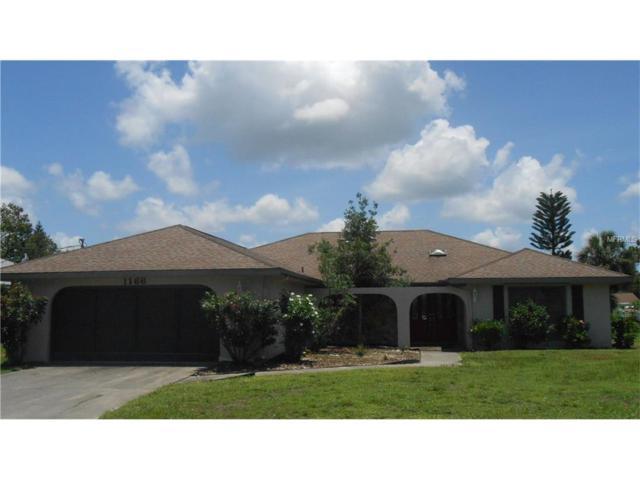 1166 Waterside Street, Port Charlotte, FL 33952 (MLS #C7240859) :: White Sands Realty Group