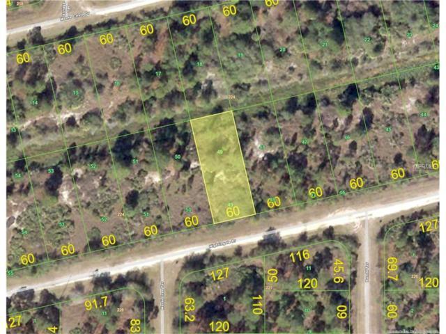 28130 Nightingale Drive, Punta Gorda, FL 33955 (MLS #C7240860) :: White Sands Realty Group