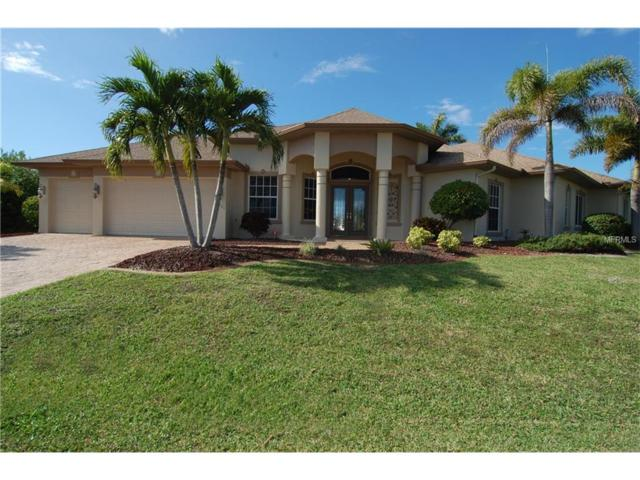 9266 Newnan Circle, Port Charlotte, FL 33981 (MLS #C7240922) :: The BRC Group, LLC
