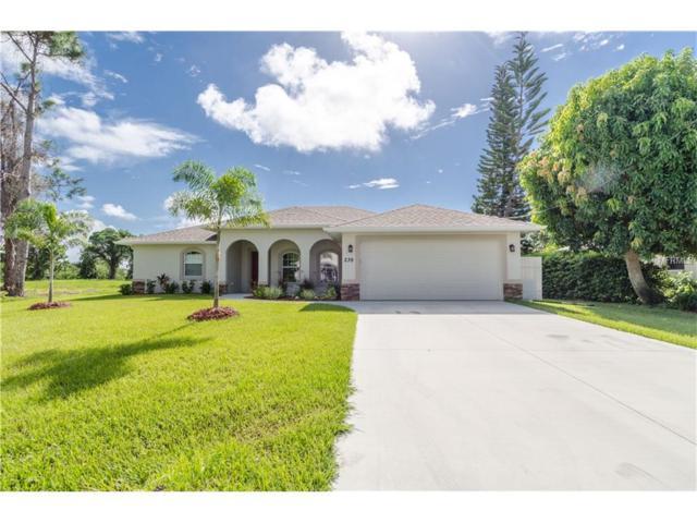 239 Mariner Lane, Rotonda West, FL 33947 (MLS #C7240980) :: Medway Realty