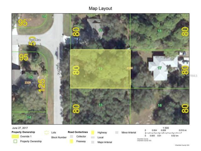 96 Farber Street, Port Charlotte, FL 33953 (MLS #C7241064) :: Arruda Family Real Estate Team