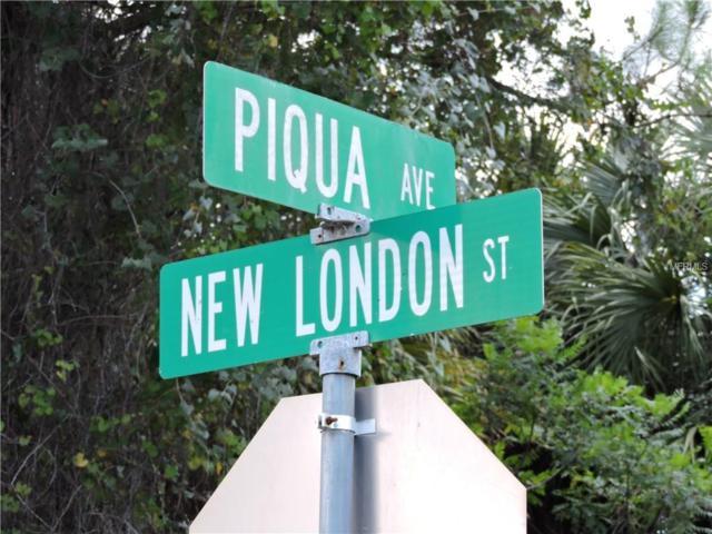 Lot 25 New London Street, North Port, FL 34288 (MLS #C7241386) :: Griffin Group