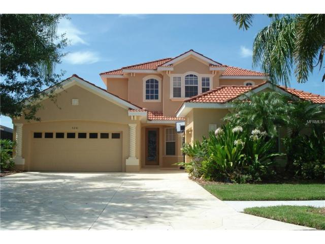 5241 Grand Palmetto Way, North Port, FL 34291 (MLS #C7241806) :: Delgado Home Team at Keller Williams