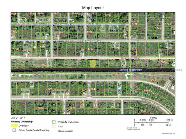 12929 Foresman Boulevard, Port Charlotte, FL 33981 (MLS #C7241810) :: The BRC Group, LLC