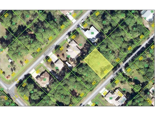 5277 Chandler Terrace, Port Charlotte, FL 33981 (MLS #C7242493) :: White Sands Realty Group