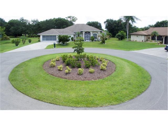 1506 Wassail Lane, Punta Gorda, FL 33983 (MLS #C7242637) :: Medway Realty