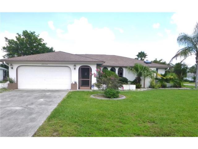 27134 Paratins Drive, Punta Gorda, FL 33983 (MLS #C7242638) :: Medway Realty