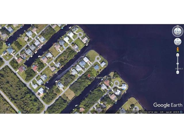 2408 Vance Terrace, Port Charlotte, FL 33981 (MLS #C7242757) :: The BRC Group, LLC