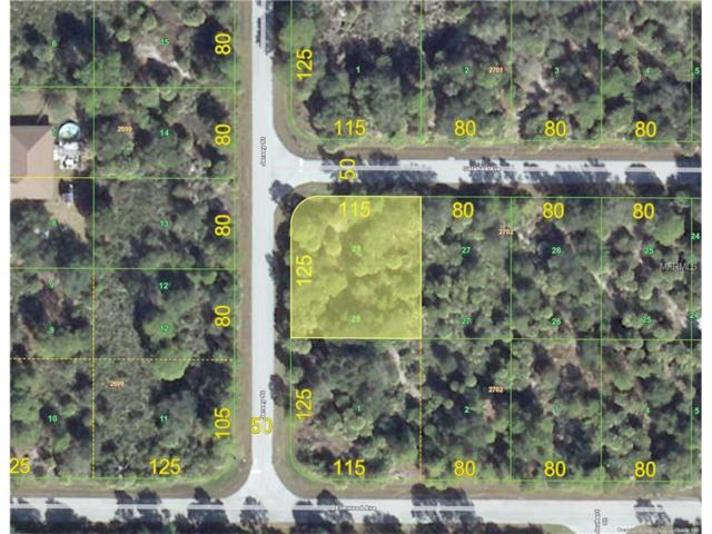17393 Galahad Avenue, Port Charlotte, FL 33948 (MLS #C7242919) :: Griffin Group