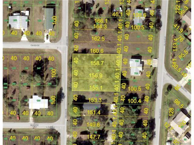 11310 Alligator Street, Punta Gorda, FL 33955 (MLS #C7242936) :: The Duncan Duo Team
