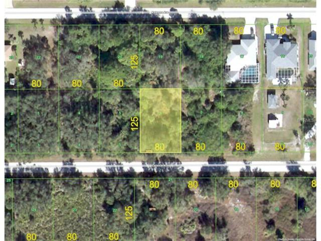 11998 Carnival Avenue, Port Charlotte, FL 33981 (MLS #C7243297) :: Griffin Group