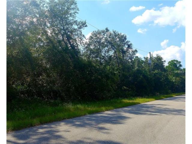 Pasadena Lane, North Port, FL 34288 (MLS #C7243449) :: Medway Realty