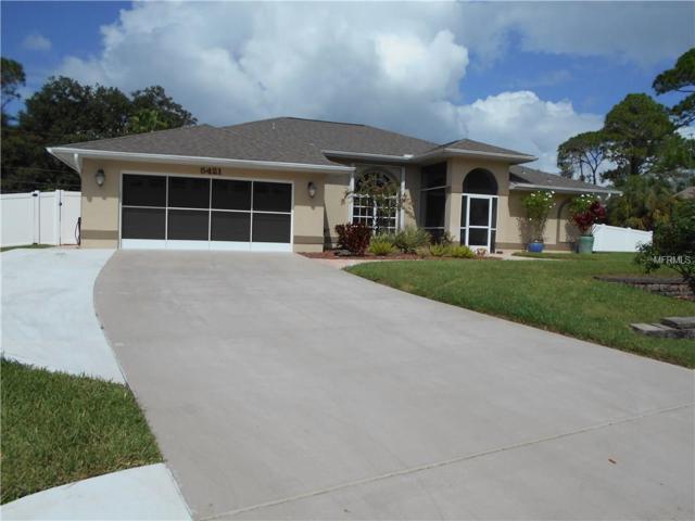 5421 San Luis Terrace, North Port, FL 34286 (MLS #C7243465) :: Medway Realty